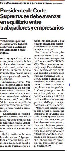 Recorte de Prensa