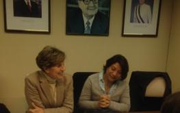 Senadora Allende